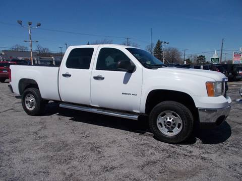 2011 GMC Sierra 2500HD for sale in Saint John, IN