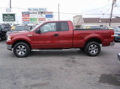 2007 Ford F-150 for sale in Saint John, IN