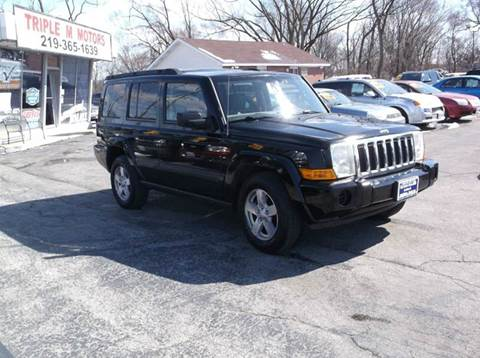 2006 Jeep Commander for sale in Saint John, IN