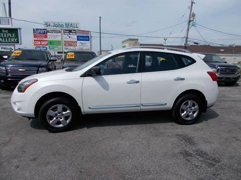 2014 Nissan Rogue Select for sale in Saint John, IN