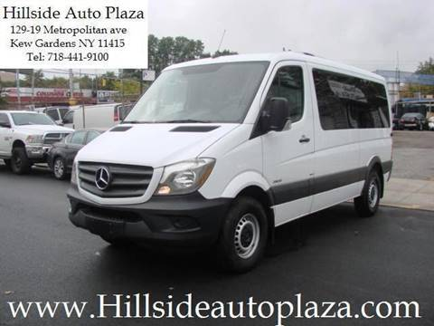 2016 Mercedes-Benz Sprinter for sale in Kew Gardens, NY