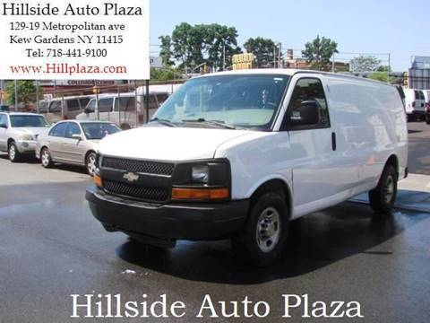 2013 Chevrolet Express Cargo for sale in Kew Gardens, NY