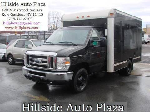 2014 Ford E-Series Chassis for sale at Hillside Auto Plaza in Kew Gardens NY