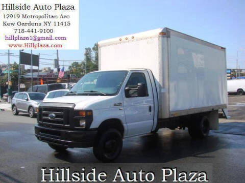 2012 Ford E-Series Chassis for sale at Hillside Auto Plaza in Kew Gardens NY