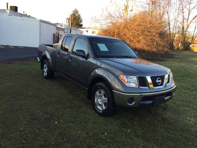 2008 Nissan Frontier for sale at Motor Max Llc in Louisville KY