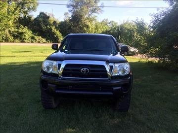 2008 Toyota Tacoma for sale at Motor Max Llc in Louisville KY