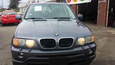 2003 BMW X5 for sale at Motor Max Llc in Louisville KY