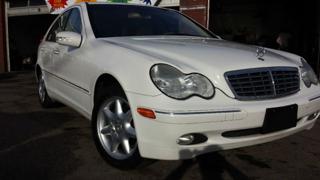 2002 Mercedes-Benz C-Class for sale at Motor Max Llc in Louisville KY
