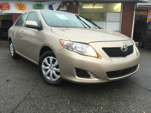 2010 Toyota Corolla for sale at Motor Max Llc in Louisville KY