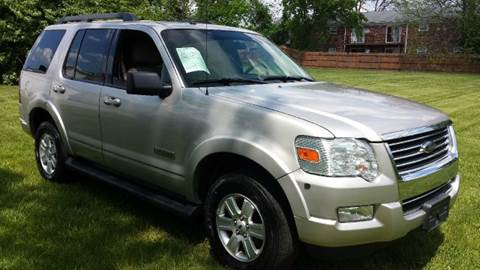 2008 Ford Explorer for sale at Motor Max Llc in Louisville KY