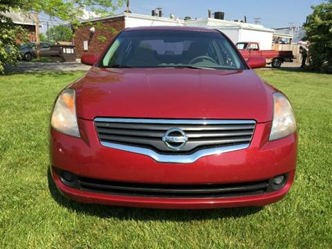 2007 Nissan Altima for sale at Motor Max Llc in Louisville KY