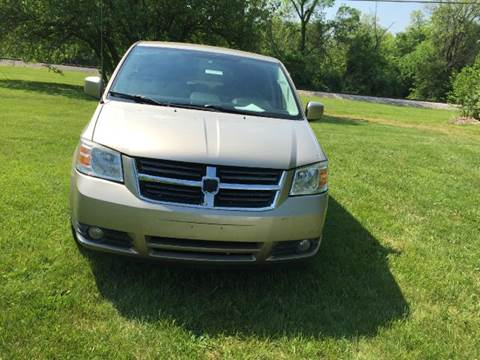 2008 Dodge Grand Caravan for sale at Motor Max Llc in Louisville KY