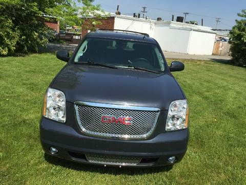 2008 GMC Yukon for sale at Motor Max Llc in Louisville KY
