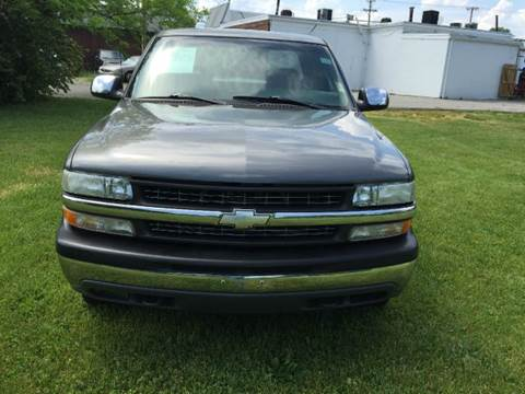 1999 Chevrolet Silverado 1500 for sale at Motor Max Llc in Louisville KY