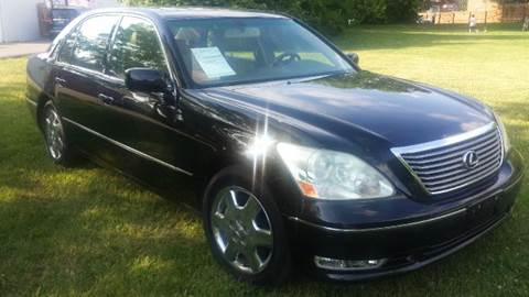 2005 Lexus LS 430 for sale at Motor Max Llc in Louisville KY