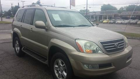 2004 Lexus GX 470 for sale at Motor Max Llc in Louisville KY