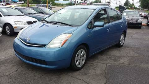 2007 Toyota Prius for sale at Motor Max Llc in Louisville KY
