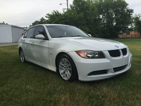 2006 BMW 3 Series for sale at Motor Max Llc in Louisville KY