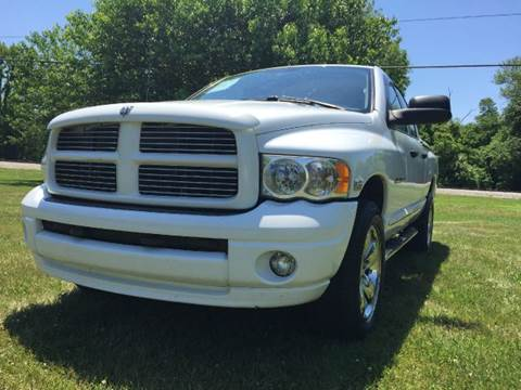 2005 Dodge Ram Pickup 1500 for sale at Motor Max Llc in Louisville KY