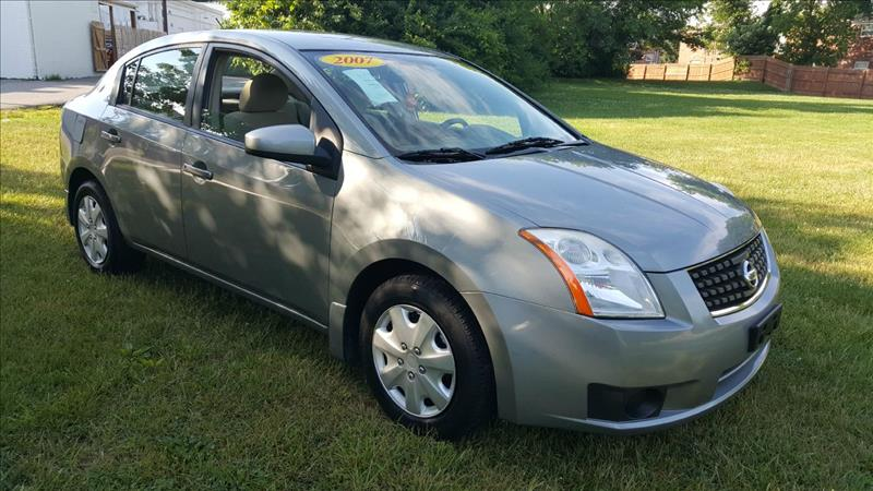 2007 Nissan Sentra for sale at Motor Max Llc in Louisville KY