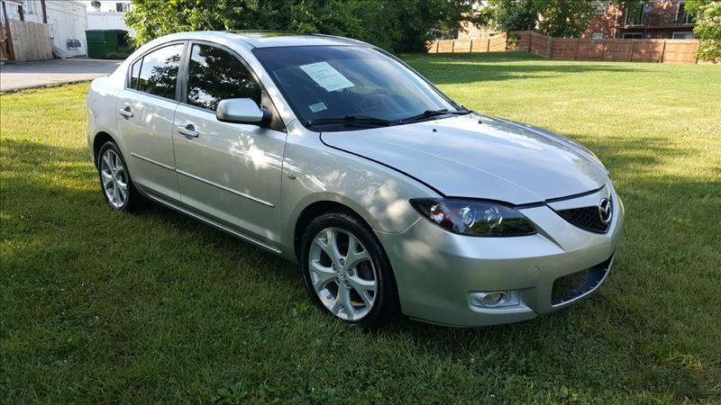 2009 Mazda MAZDA3 for sale at Motor Max Llc in Louisville KY