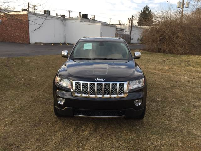 2011 Jeep Grand Cherokee for sale at Motor Max Llc in Louisville KY