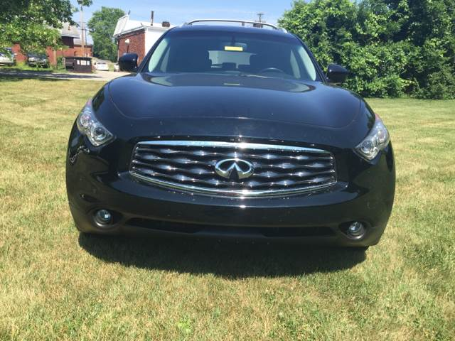 2010 Infiniti FX35 for sale at Motor Max Llc in Louisville KY