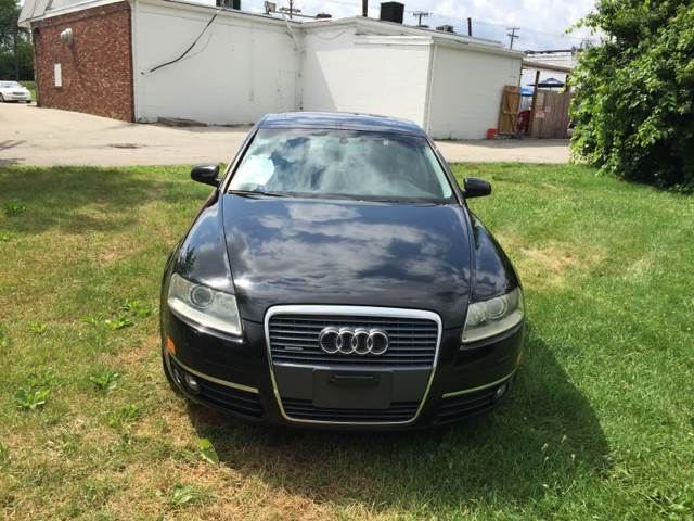 2005 Audi A6 for sale at Motor Max Llc in Louisville KY