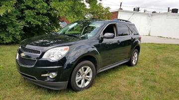 2010 Chevrolet Equinox for sale at Motor Max Llc in Louisville KY