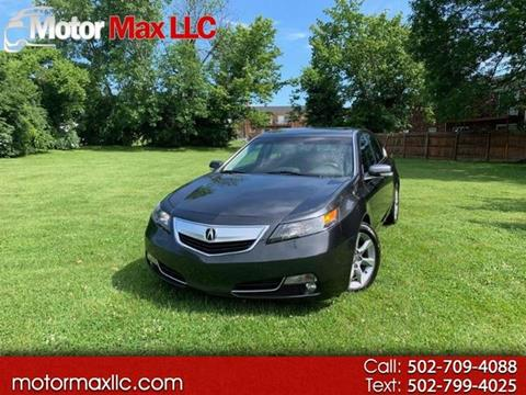 2012 Acura TL for sale in Louisville, KY
