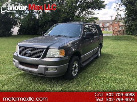 2003 Ford Expedition for sale in Louisville, KY