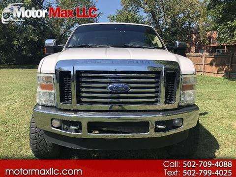 2010 Ford F-250 Super Duty for sale in Louisville, KY