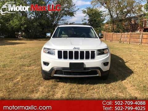 2016 Jeep Grand Cherokee for sale in Louisville, KY