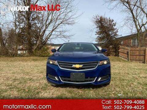 2014 Chevrolet Impala for sale in Louisville, KY