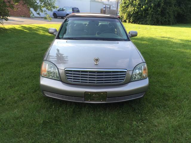 2002 Cadillac DeVille for sale at Motor Max Llc in Louisville KY