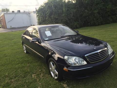 2004 Mercedes-Benz S-Class for sale in Louisville, KY