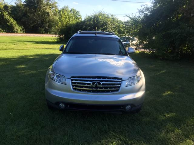 2004 Infiniti FX35 for sale at Motor Max Llc in Louisville KY