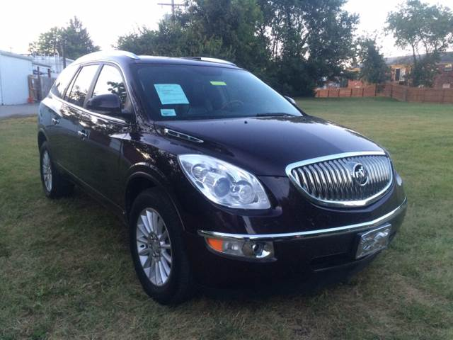 2009 Buick Enclave for sale at Motor Max Llc in Louisville KY
