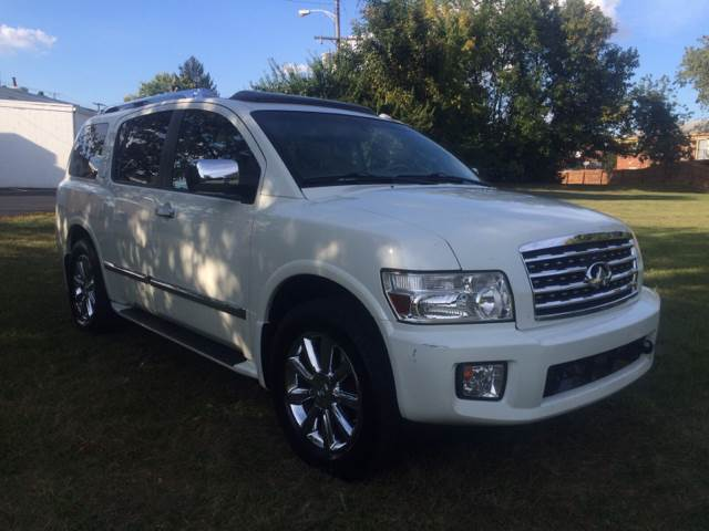 2009 Infiniti QX56 for sale at Motor Max Llc in Louisville KY