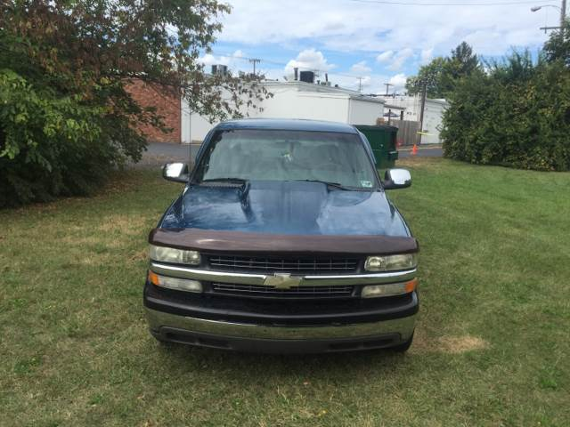 2002 Chevrolet Silverado 1500 for sale at Motor Max Llc in Louisville KY
