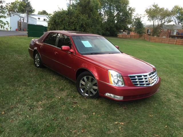 2006 Cadillac DTS for sale at Motor Max Llc in Louisville KY