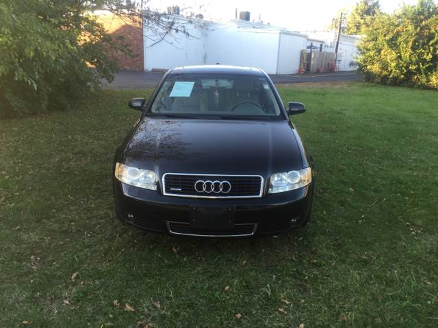 2005 Audi A4 for sale at Motor Max Llc in Louisville KY
