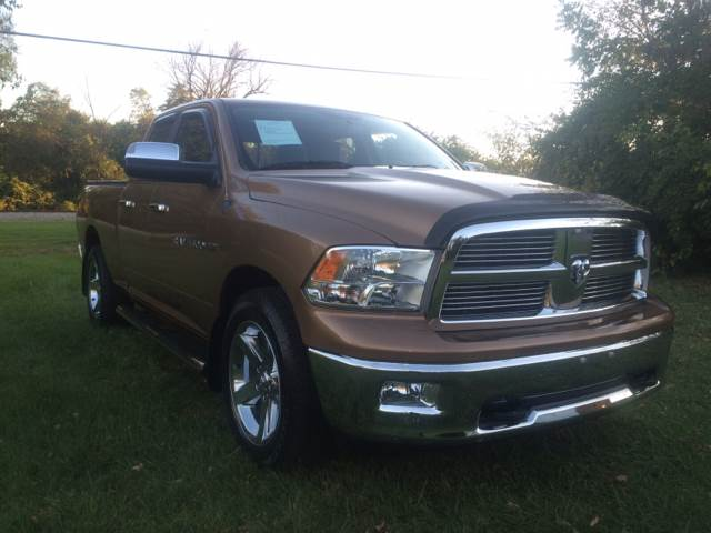 2012 RAM Ram Pickup 1500 for sale at Motor Max Llc in Louisville KY