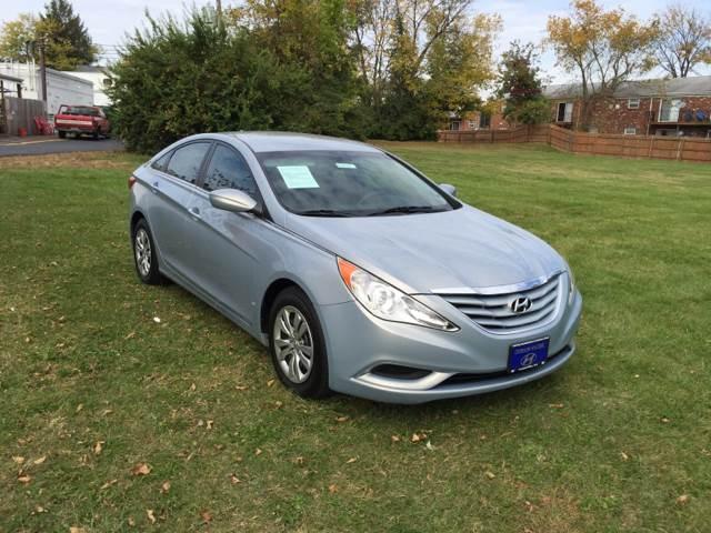 2011 Hyundai Sonata for sale at Motor Max Llc in Louisville KY