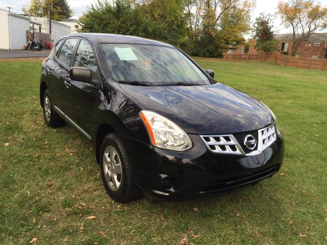 2011 Nissan Rogue for sale at Motor Max Llc in Louisville KY