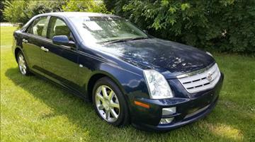2005 Cadillac STS for sale at Motor Max Llc in Louisville KY