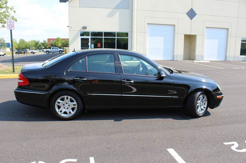 2006 Mercedes-Benz E-Class E350 4MATIC AWD 4dr Sedan - Sterling VA
