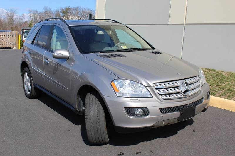 2008 Mercedes-Benz M-Class ML 350 AWD 4MATIC 4dr SUV - Sterling VA