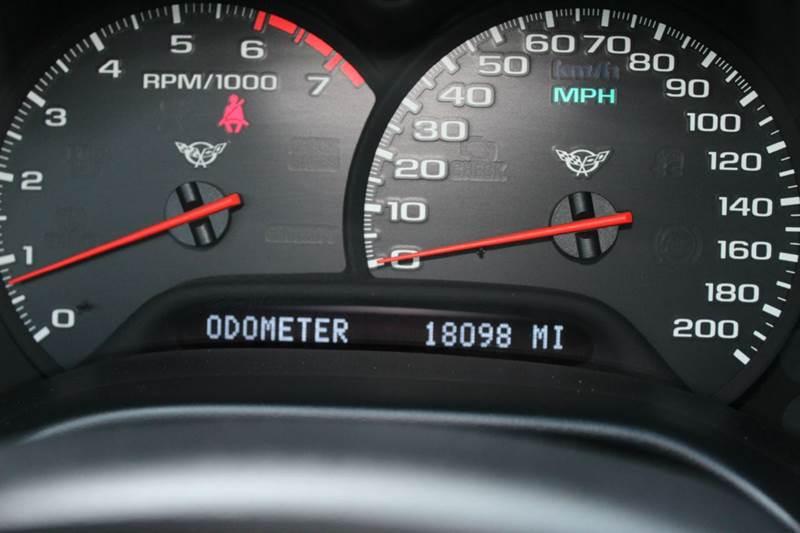 1999 Chevrolet Corvette 2dr Hatchback - Sterling VA