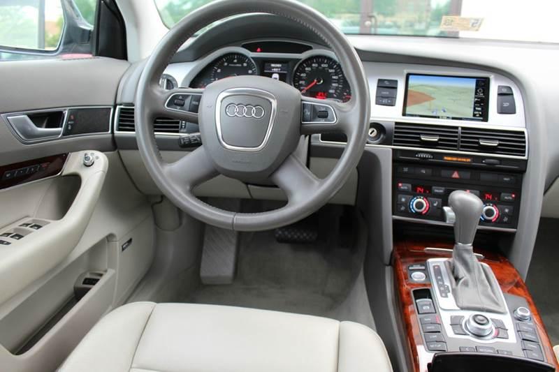 2011 Audi A6 3.0T quattro Prestige AWD 4dr Sedan - Sterling VA